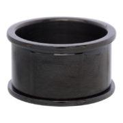 Ixxxi - Basisring Zwart 12mm