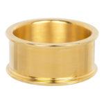 Ixxxi - Basisring 10mm Gold R7201
