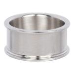 Ixxxi - Basisring 10mm Silver R7301