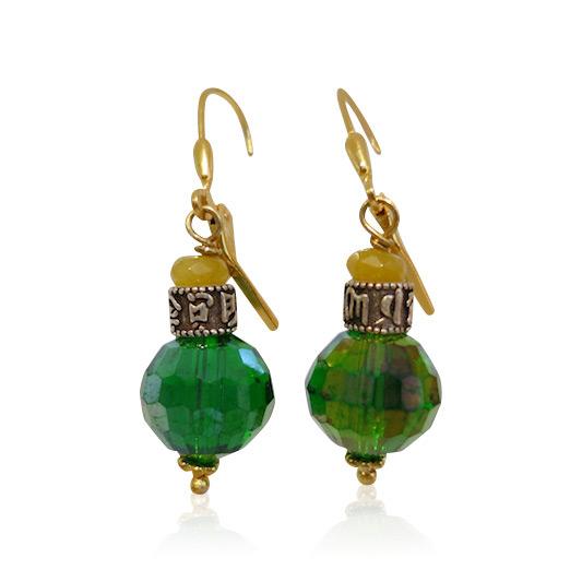Oorbellen van Marthje - Marthje Earrings No14