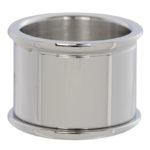 Ixxxi - Basisring 16mm Silver R7701