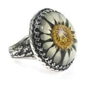 Gem Kingdom - Ring R17A03 Silver