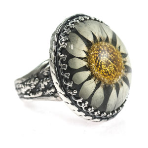 Gem Kingdom - Ring R17A03 Silver