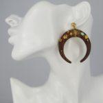 Gas Bijoux - Earrings Juan model
