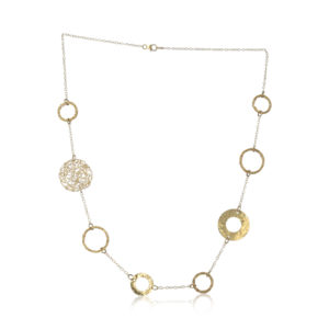 Callysta Jewels - Smadar Sarid - Circles Necklace