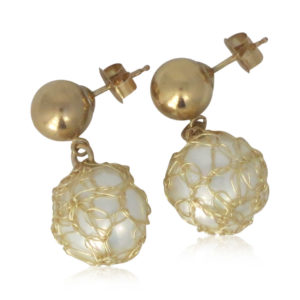 Callysta Jewels - Smadar Sarid - Earrings Pearls