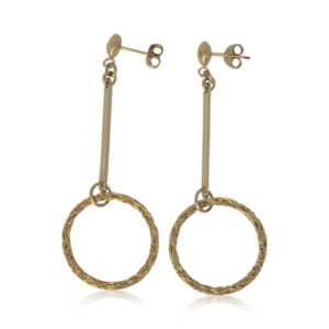 Callysta Jewels - Smadar Sarid - Earrings - One Circle