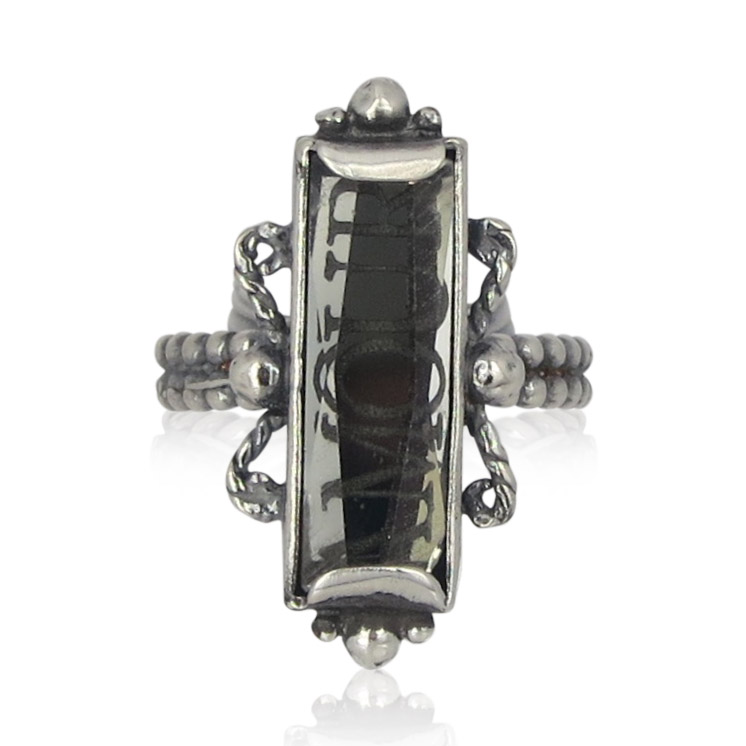 Gem Kingdom Amour Ring 01