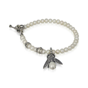 Gem Kingdom Bee Bracelet
