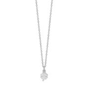 Enamel-Clover-Necklace-925S