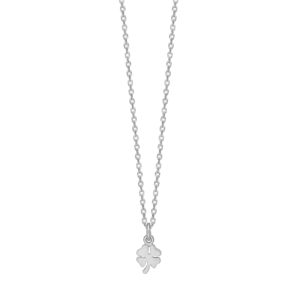 Enamel-Clover-Necklace-925S