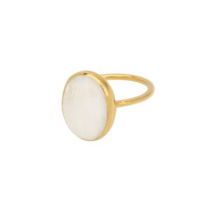 Une a Une - Ring Moonstone
