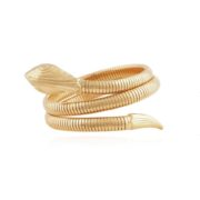 Gas Bijoux - Serpent Bracelet Gold 01