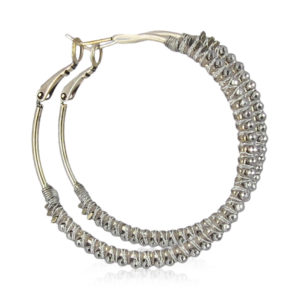 Satellite Paris - Earrings Silver