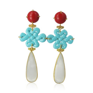 Bernice - Earrings 01