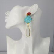 Bernice - Earrings 01 model