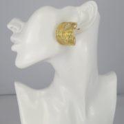 Gas Bijoux - Creole Wave Gold model