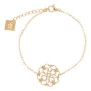 Zag Bijoux - Gold Bracelet 01