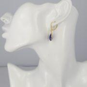 La Lacey 106 - Sapphire Earrings Small model