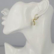 La Lacey 95 - Moonstone Earrings Small model