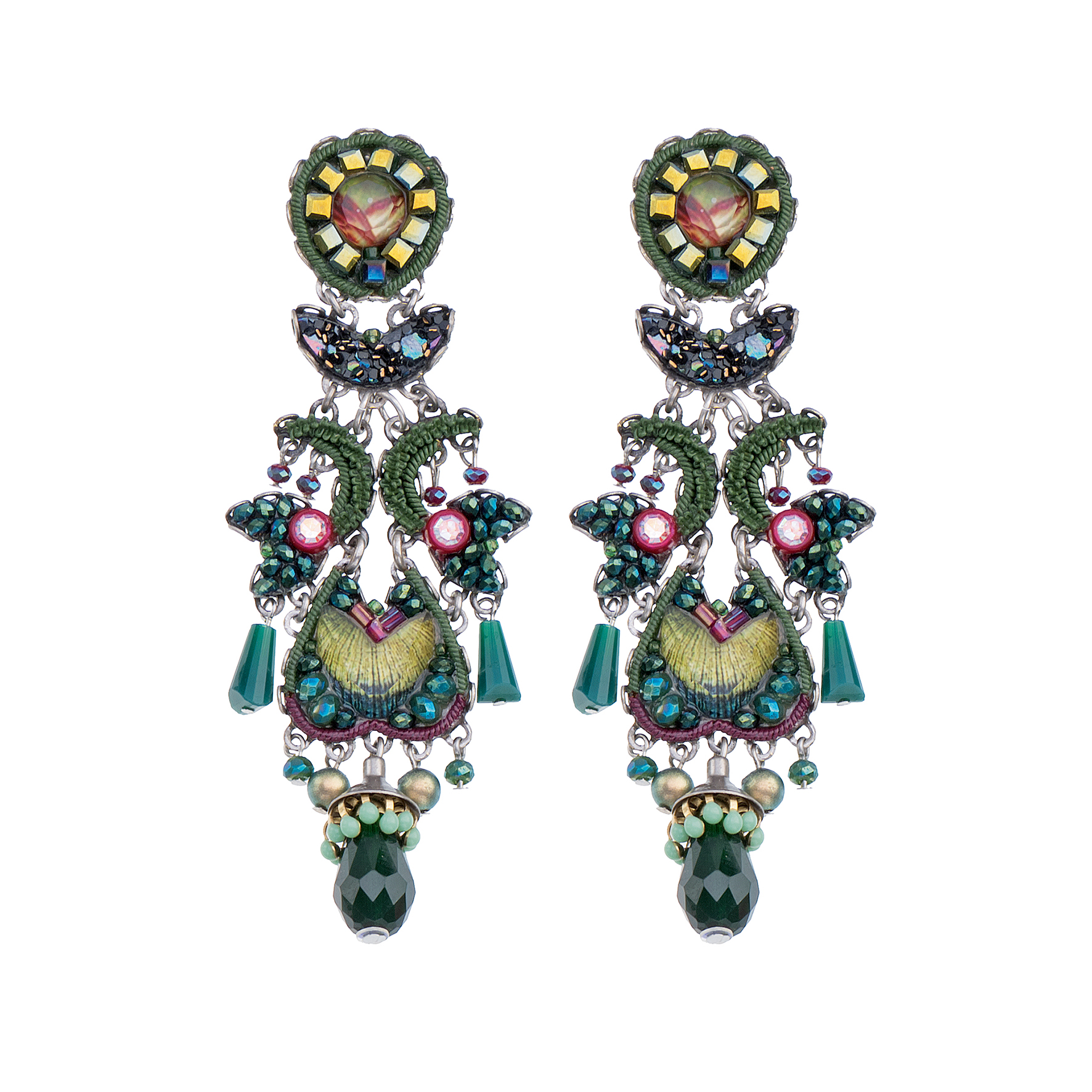 Ayala Bar - Classic Earrings C1018