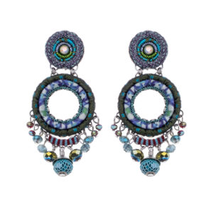 Ayala Bar - Hip Earrings H1027