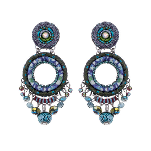 Ayala Bar - Hip Earrings H1027
