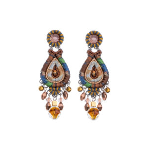 Ayala Bar - Hip Earrings H1036