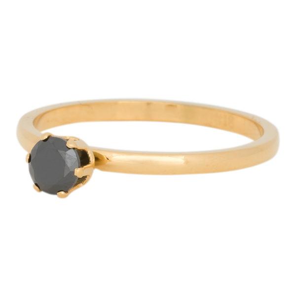 Ixxxi - Crown Black Diamond R04205-01