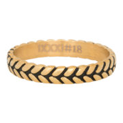 Ixxxi - Leaf Knot R05104-16