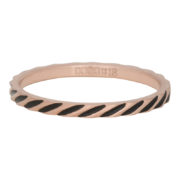 Ixxxi - Slanting Stripes Ring R02812-17
