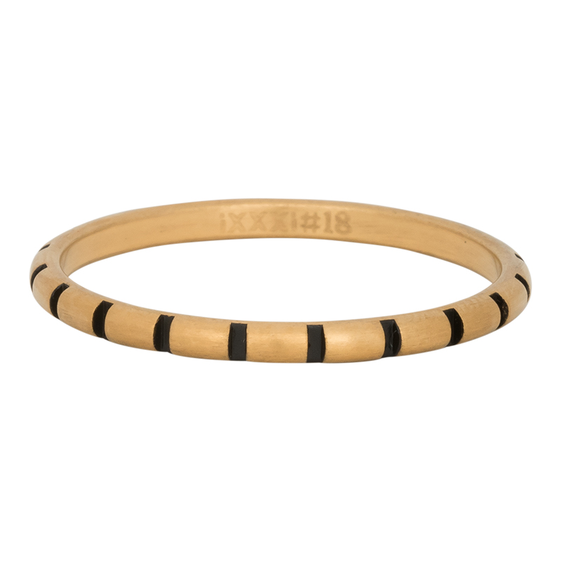 Ixxxi - Stripes Ring R02811-16