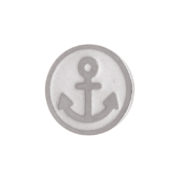 Ixxxi - Top Part Anchor Silver