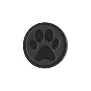 Ixxxi - Top Part Dog Foot Black