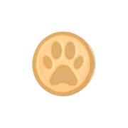Ixxxi - Top Part Dog Foot Gold