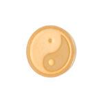Ixxxi - Top Part Yin Yang Gold
