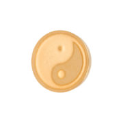 Ixxxi - Top Part Yin Yang Gold