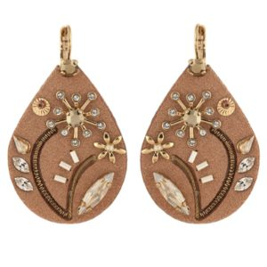Satellite Paris - Rita Earrings 06DOR