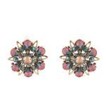 Satellite Paris - Rita Earrings Clips 04CLB