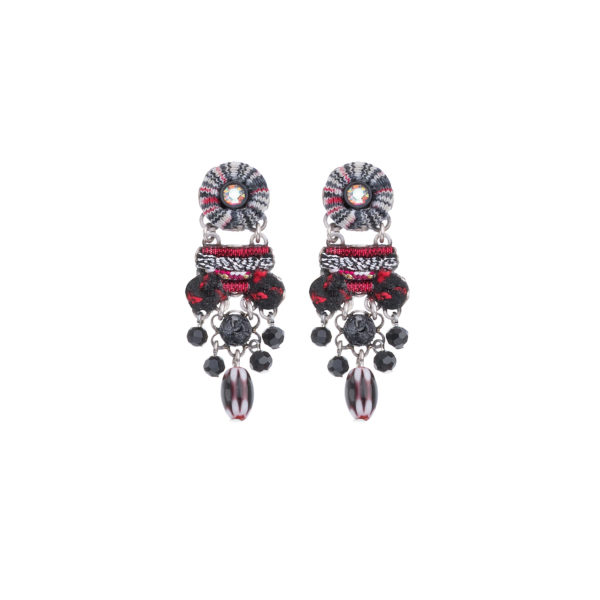 Ayala Bar - Hip Earrings H1023