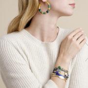 Gas Bijoux - Bracelet Penna Jonc model