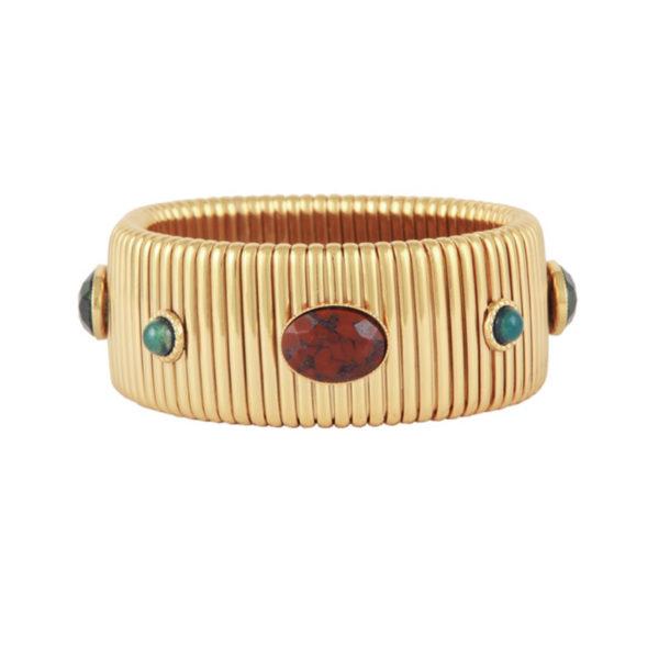 Gas Bijoux - Bracelet Strada Gold