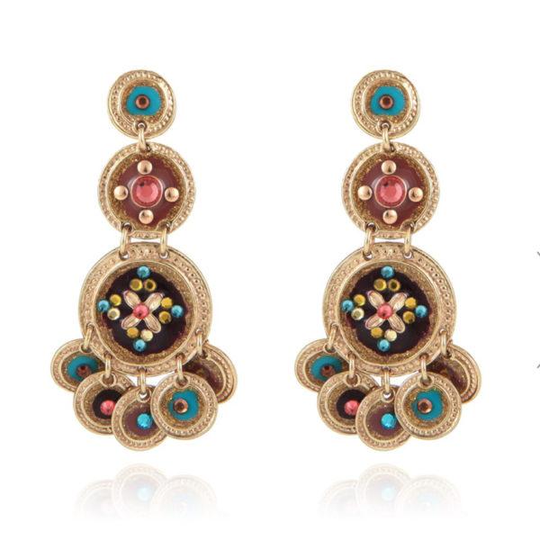 Gas Bijoux - Earrings Sequin
