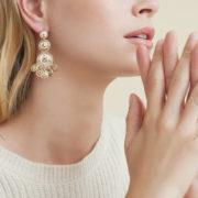 Gas Bijoux - Earrings Sequin model