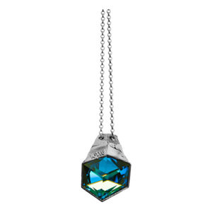 Motyle - Necklace Aurora Silver MRA2524