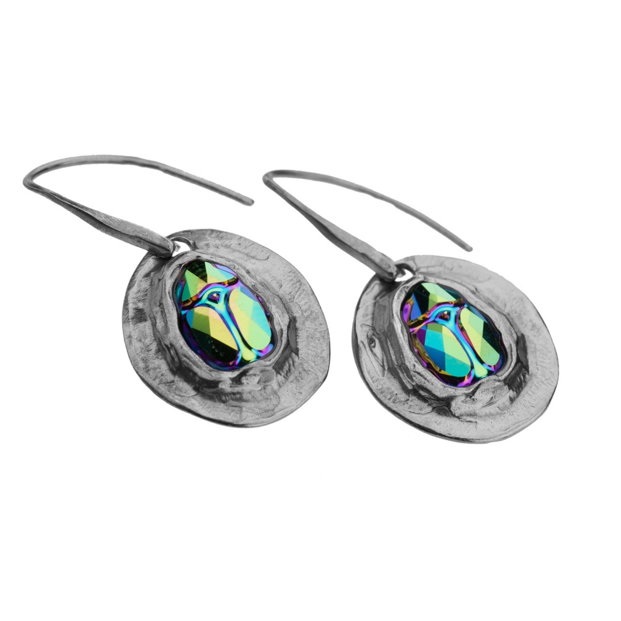 Motyle - Nefertiti Earrings MR4553