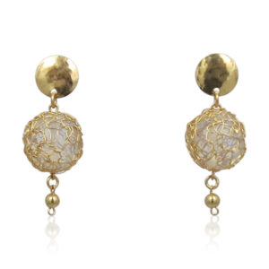 Smadar Sarid - Opalite Earrings
