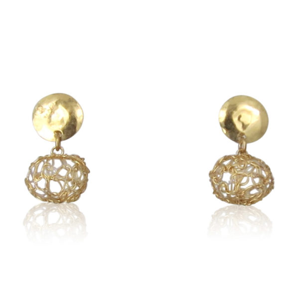 Smadar Sarid - Opalite Small Earrings
