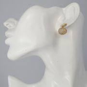 Smadar Sarid - Opalite Small Earrings model