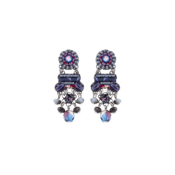 Ayala Bar - Hip Earrings H1046
